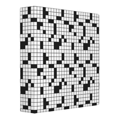 Crossword puzzles on for and about crossword puzzle constructors