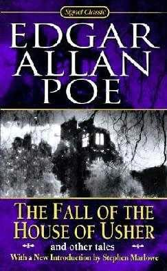 the influence of edgar allan poes life on his fall of house of usher The fall of the house of usher by edgar allan poe edgar allan poe wrote, the fall of the house of usher, using characterization, and imagery to depict fear, terror, and darkness on the human mind roderick and his twin sister, madeline, are the last of the all time-honored house of usher (jacobs and roberts, pg 462.