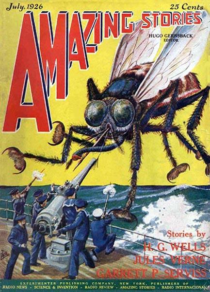 Amazing Stories Volume 21 Number 06: Literary Genres